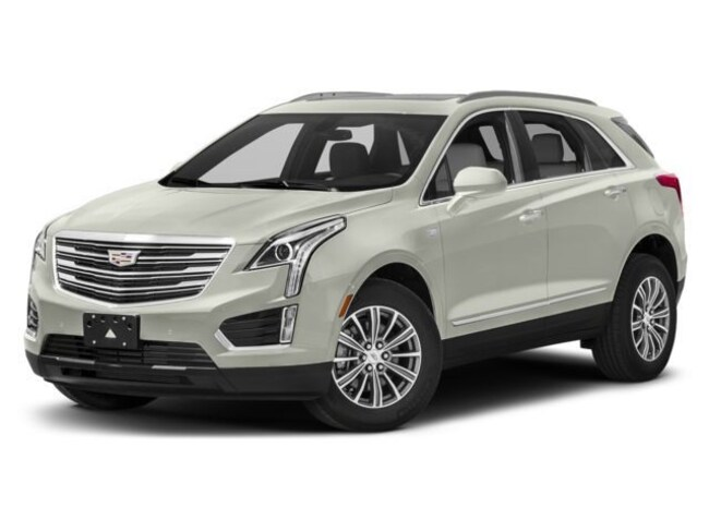 New 2018 CADILLAC XT5 Luxury SUV in Cathedral City