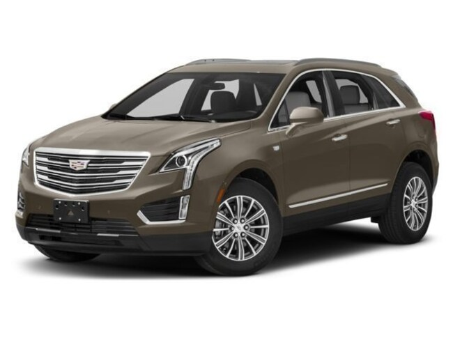 2018 CADILLAC XT5 Luxury FWD XT5 LUXURY FWD
