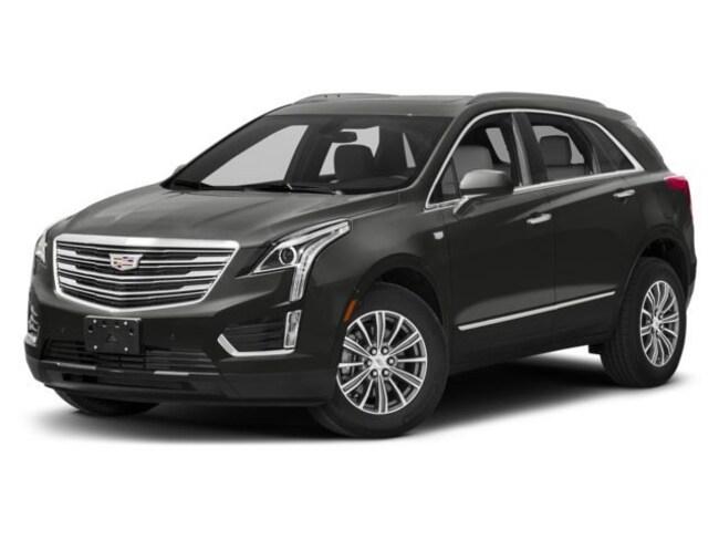 2018 CADILLAC XT5 FWD  Luxury