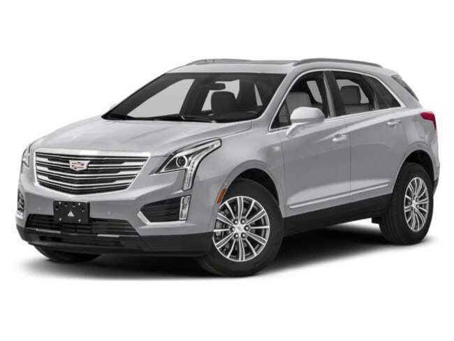 2018 CADILLAC XT5 Luxury AWD XT5 LUXURY AWD