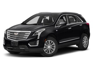 2018 CADILLAC XT5 AWD  Luxury