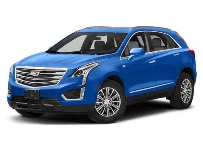 2018 Cadillac XT5 Premium Luxury AWD Sport Utility
