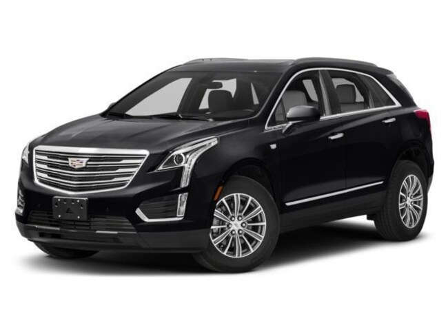 Used 2018 CADILLAC XT5 Premium Luxury SUV For Sale Racine, WI