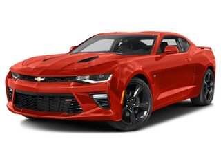 New 2018 Chevrolet Camaro 2SS Coupe J0169068 Danvers, MA