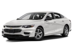 2018 Chevrolet Malibu LS w/1FL Sedan