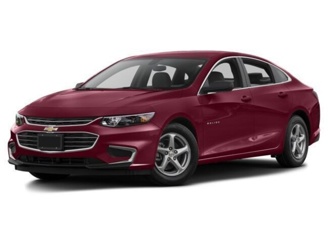 New 2018 Chevrolet Malibu LS Sedan in Houston TX