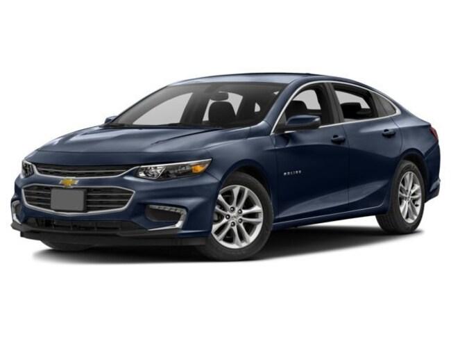 2018 Chevrolet Malibu LT Sedan