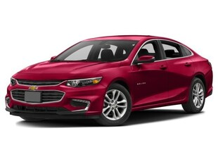 2018 Chevrolet Malibu LT Sedan