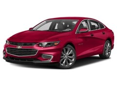 2018 Chevrolet Malibu Premier Premier  Sedan