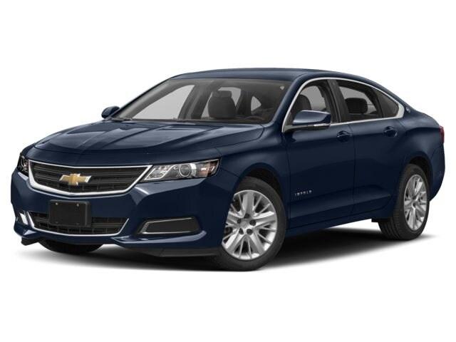 2018 Chevrolet Impala LS w/1LS Sedan