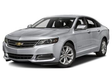 2018 Chevrolet Impala Sedan