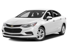 New Chevrolet and CADILLAC 2018 Chevrolet Cruze LT Auto Sedan For Sale in Lihue, HI
