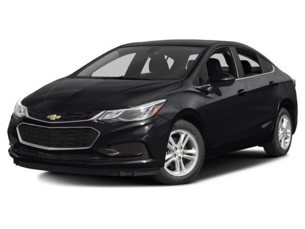 Used 2018 Chevrolet Cruze LT Auto Sedan For Sale in Roseville, CA | 86047