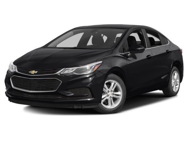 Used 2018 Chevrolet Cruze LT Auto Sedan Grand Forks, ND