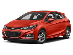 New 2018 Chevrolet Cruze LT Auto Hatchback 3G1BE6SM2JS637567 in Stockton, CA