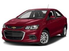 2018 Chevrolet Sonic LT Auto Sedan