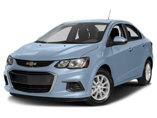 2018 Chevrolet Sonic Premier Auto Sedan