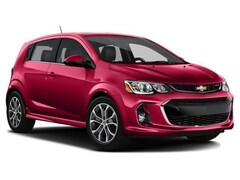 2018 Chevrolet Sonic LT Manual Hatchback