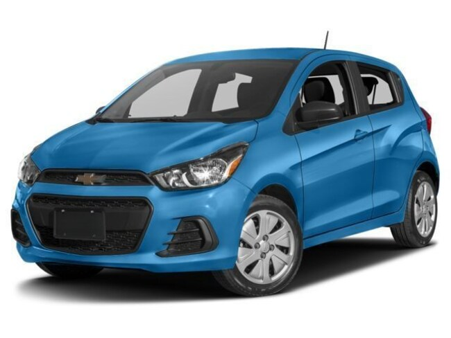 Used 2018 Chevrolet Spark LS CVT Hatchback Near Baltimore