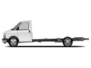 2018 Chevrolet Express Commercial Cutaway Work Van Truck