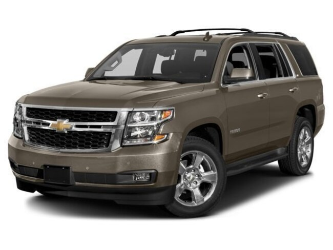 New 2018 Chevrolet Tahoe LT Sport Utility Floydada