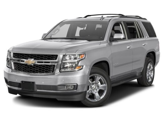 2018 Chevrolet Tahoe LT 4WD w/Power Moonroof SUV