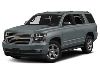 New Chevy cars, trucks, and SUVs 2018 Chevrolet Tahoe Premier SUV for sale near you in Danvers, MA