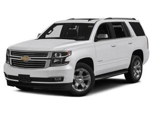 2018 Chevrolet Tahoe PREM 4WD