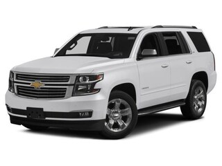2018 Chevrolet Tahoe Special Service Vehicle SUV