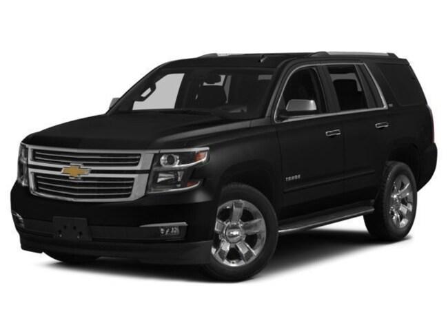 2018 Chevrolet Tahoe Police Vehicle SUV
