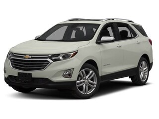 Used 2018 Chevrolet Equinox Premier SUV for sale in Irondale