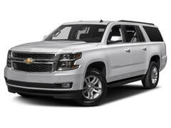 Certified Pre-Owned 2018 Chevrolet Suburban 2WD 4dr 1500 LT Sport Utility in Concord, CA
