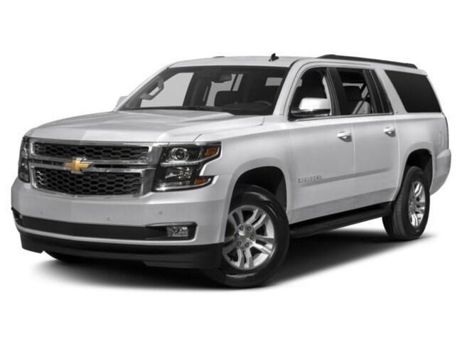 2018 Chevrolet Suburban 2WD 4dr 1500 LT Sport Utility