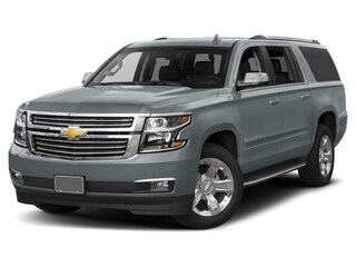 New 2018 Chevrolet Suburban Premier SUV in San Benito, TX