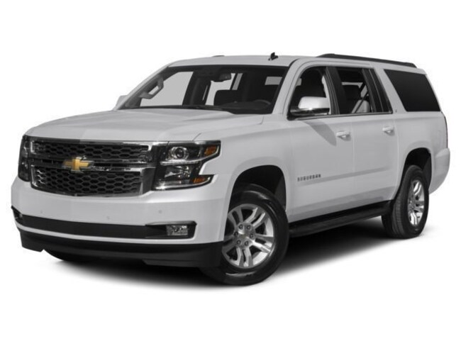 Pre-Owned  2018 Chevrolet Suburban LT SUV in Mitchell, SD