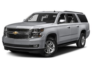 2018 Chevrolet Suburban LT 4WD w/Power Sunroof-Quad Seats SUV