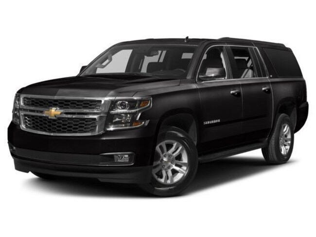 Used 2018 Chevrolet Suburban LT SUV in Indiana, PA