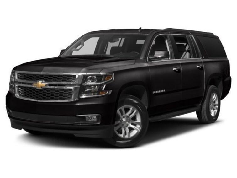 Used 2018 Chevrolet Suburban LT SUV For Sale Indiana, Pennsylvania