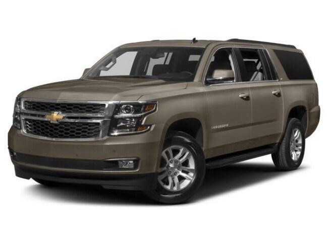 2018 Chevrolet Suburban LT 4WD w/Power Sunroof SUV