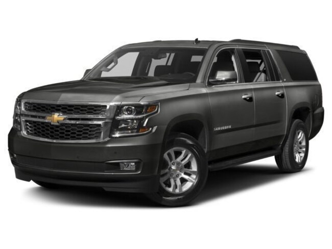 New 2018 Chevrolet Suburban LT near Baltimore