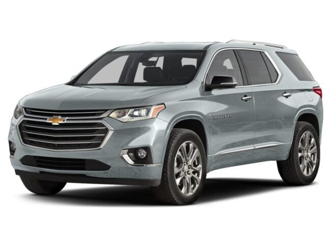New 2018 Chevrolet Traverse LS w/1LS SUV in Macon, GA