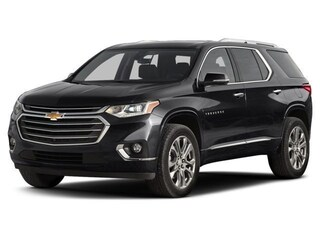 2018 Chevrolet Traverse LT Cloth w/1LT SUV 1GNEVGKW5JJ140372 W517Q For Sale in Spencerport