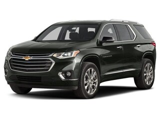 New 2018 Chevrolet Traverse LT Cloth w/1LT SUV JJ221364 Danvers, MA
