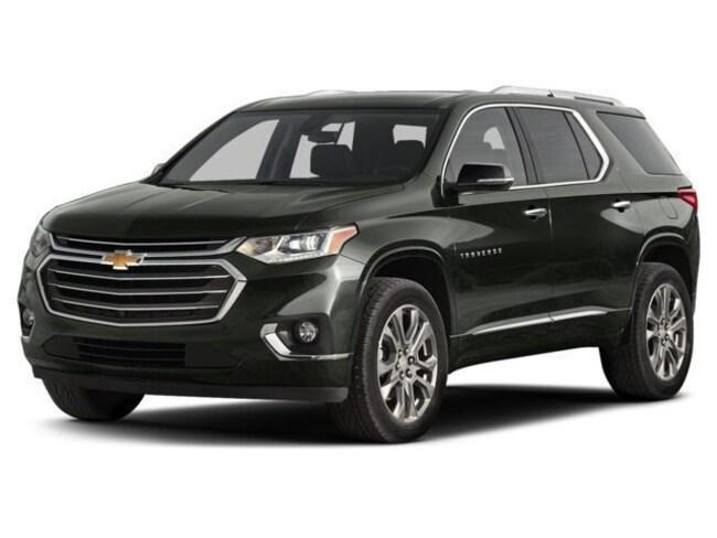2018 Chevrolet Traverse LT Cloth w/1LT SUV