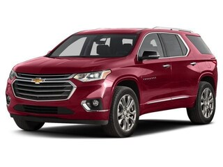 New 2018 Chevrolet Traverse LT Cloth w/1LT SUV JJ146279 Danvers, MA