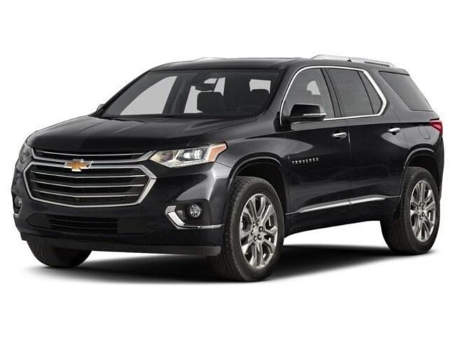 2018 Chevrolet Traverse Premier SUV