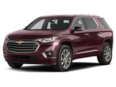 New 2018 Chevrolet Traverse Premier SUV Winston Salem, North Carolina
