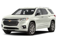 New 2018 Chevrolet Traverse High Country SUV Winston Salem, North Carolina