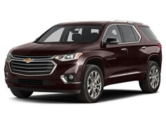 New 2018 Chevrolet Traverse High Country SUV JJ240997 in Houston