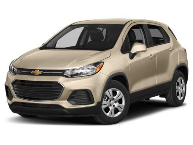 Used 2018 Chevrolet Trax LS SUV Macon, GA
